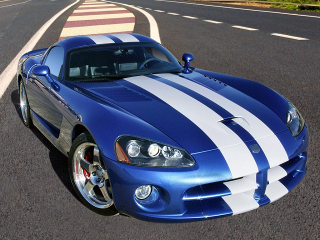 I couldn't find a picture of a Vipera aspis. But this is a Dodge Viper and it will have to do