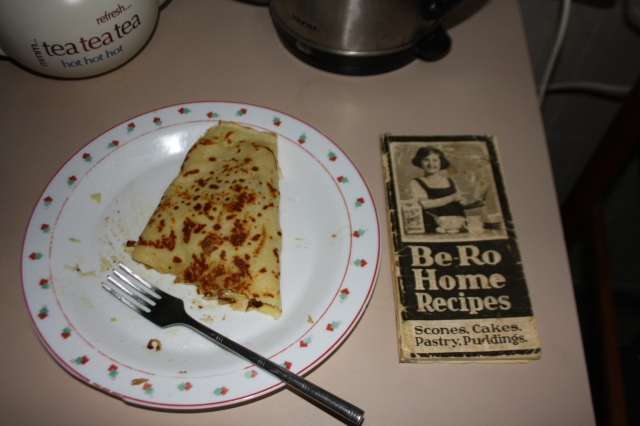 1956 BE-RO Home recipes