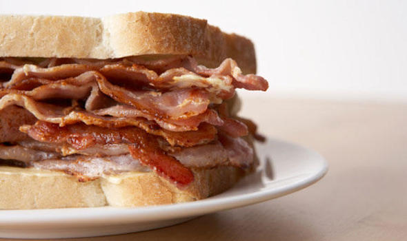 I really need a bacon butty