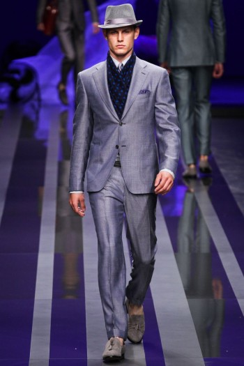 Canali Spring Summer 2013