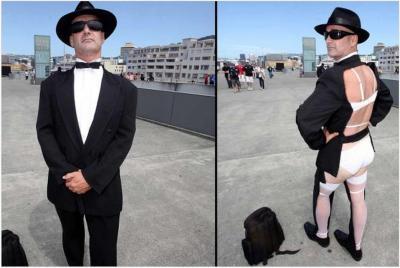 My next business suit