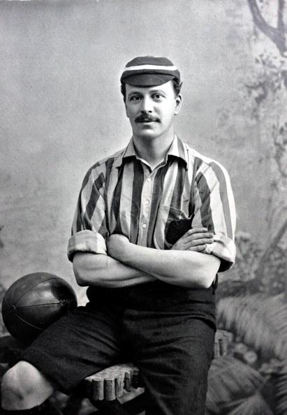 Ready in my Bobby Charlton Football Shorts