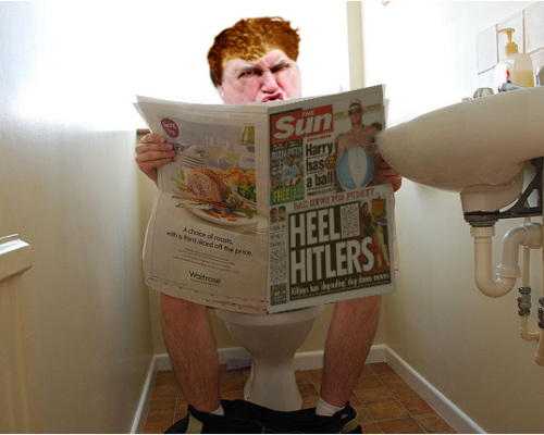 I stole this from Gingerfightback so go and have a look at his site