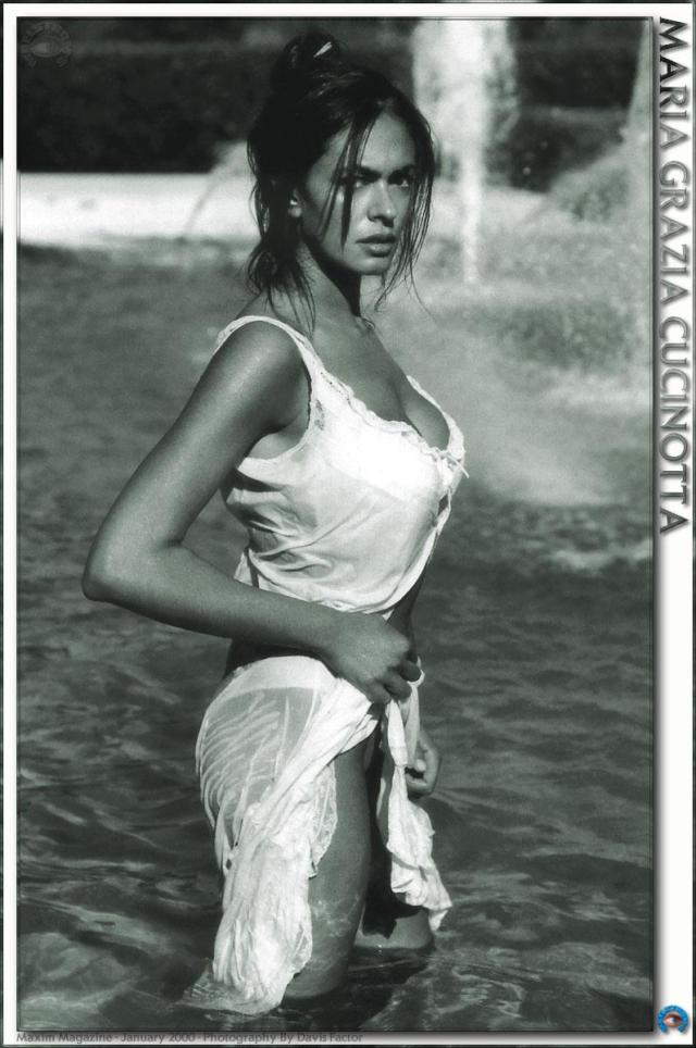 If you slip whilst using a Turkish Toilet you will get wet. (Maria Grazia Cucinotta star of Il Postino)