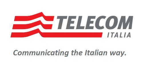 Telecom Italia or 2 cans and a bit of string.