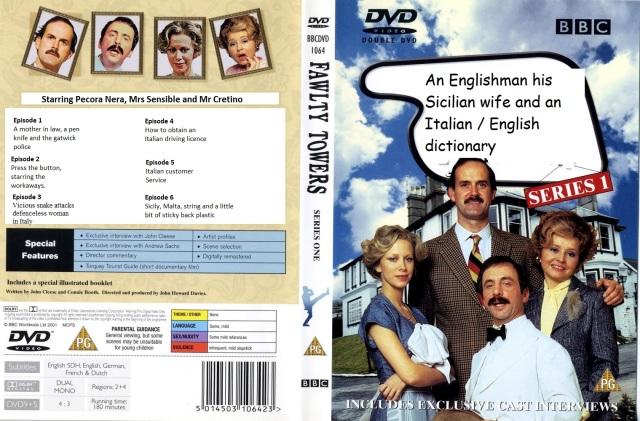 An Englishman