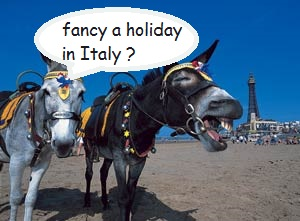 Fancy a holiday in Italy?