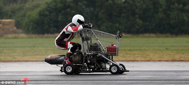 Italian shopping trolley