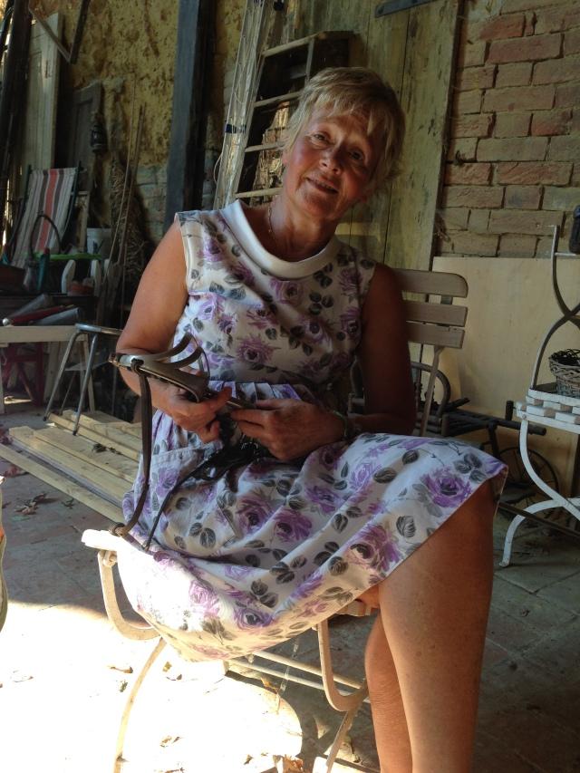 Mrs Marples (AKA Doterressa Paula)