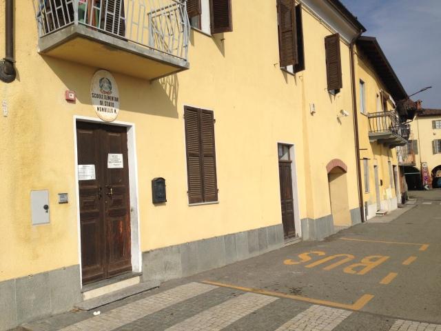 The little school in Monbello